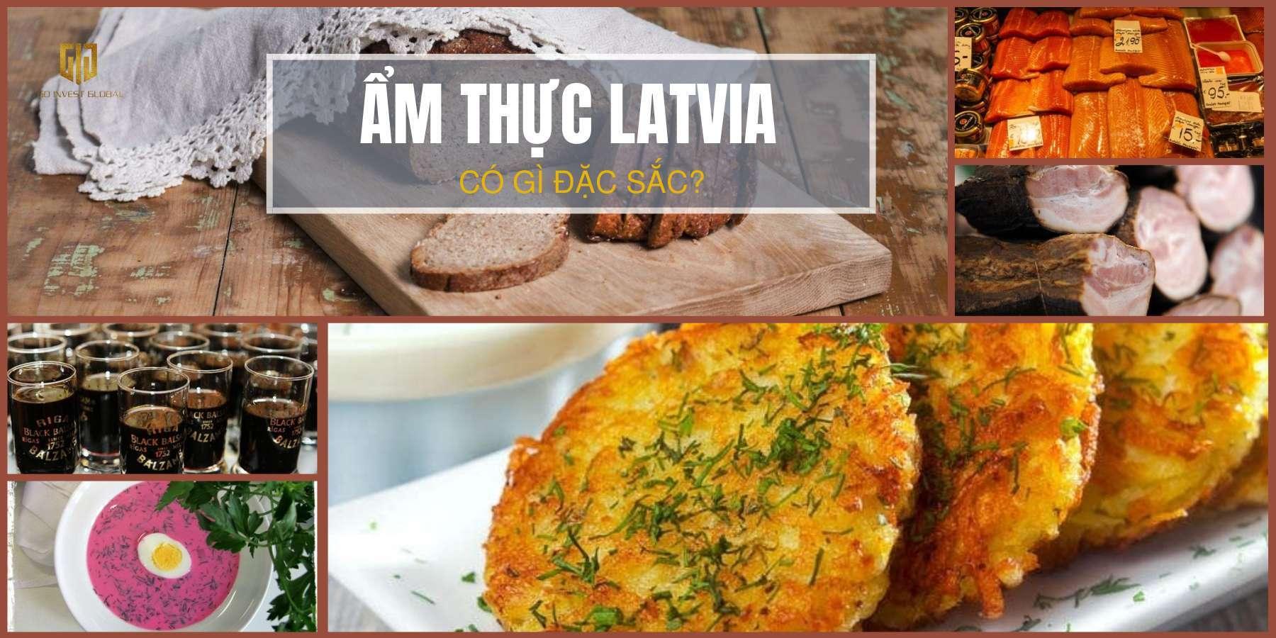 Ăn gì ở Latvia? Ẩm thực Latvia có gì đặc sắc - GIG