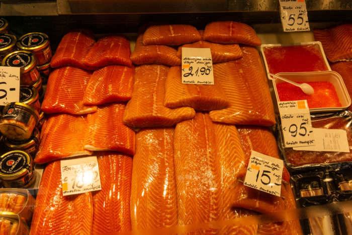 Cá hun khói - Món ăn phổ biến khu vực Baltic
