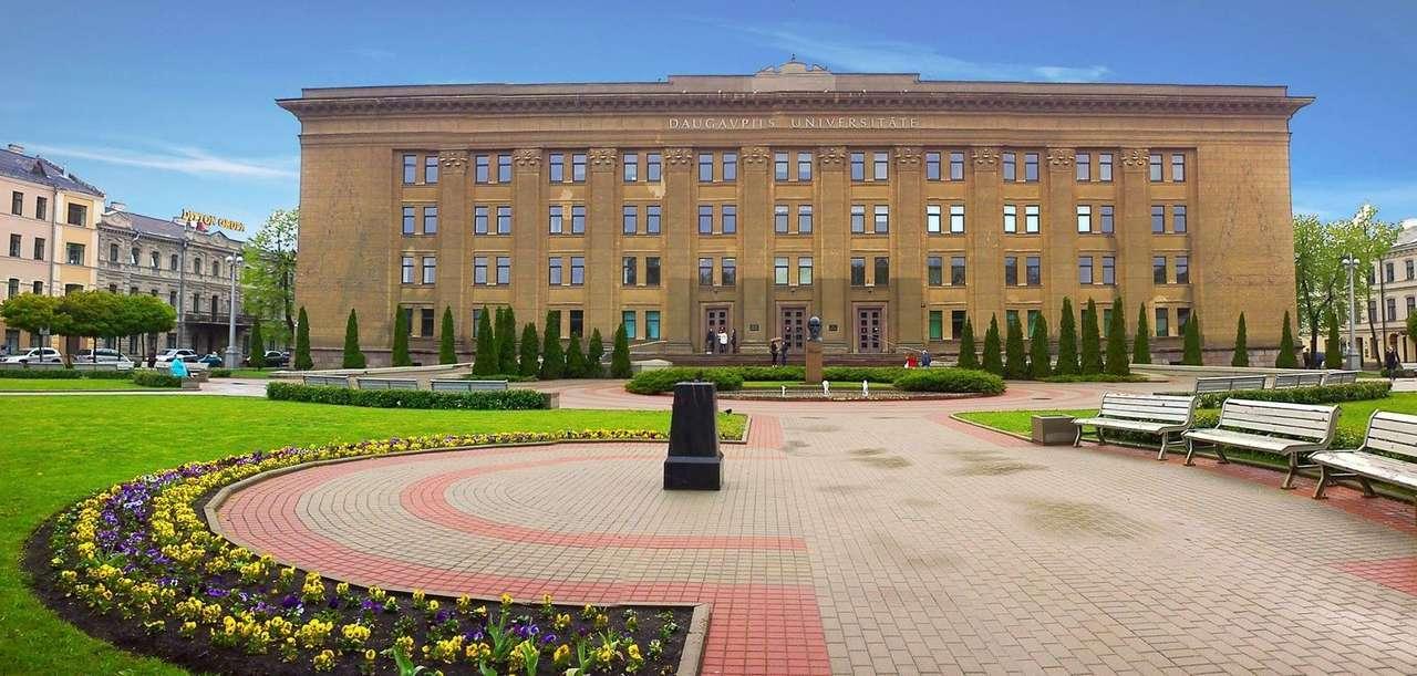 Trường đại học Daugapils