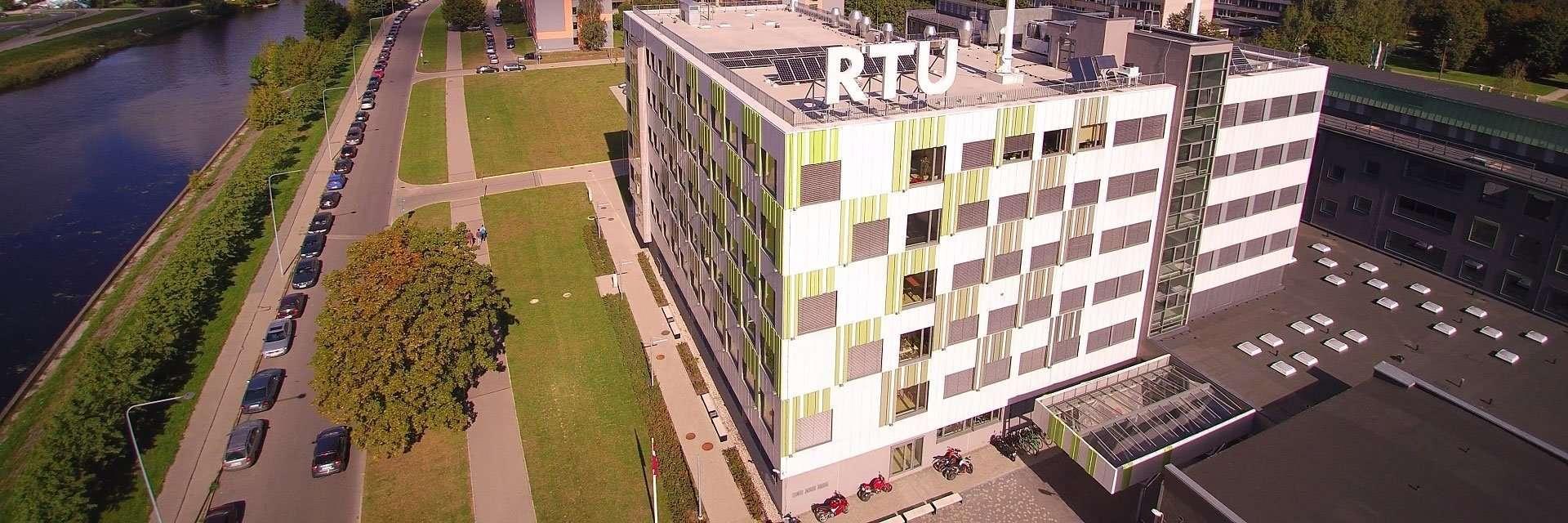 Trường Đại học Kỹ thuật Riga