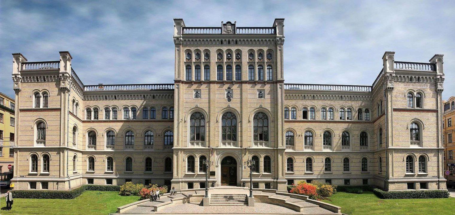 Trường Đại học Latvia