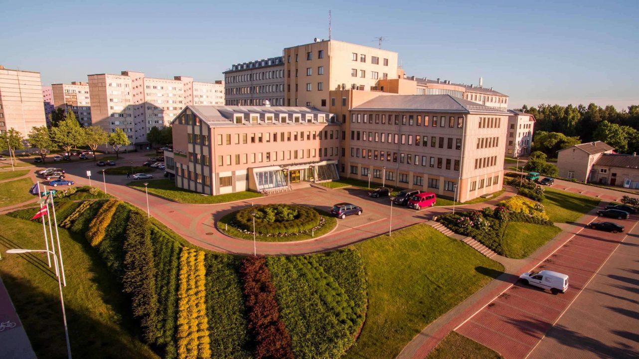 Trường Đại học Ventspils