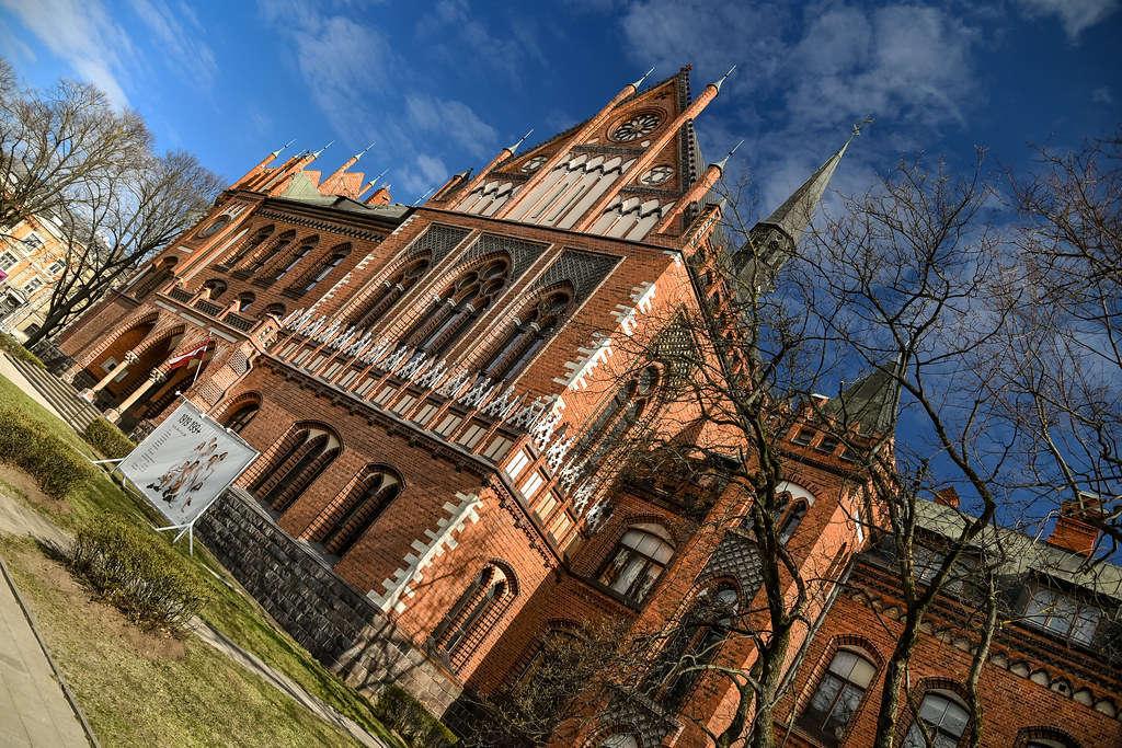 Học viện nghệ thuật Latvia