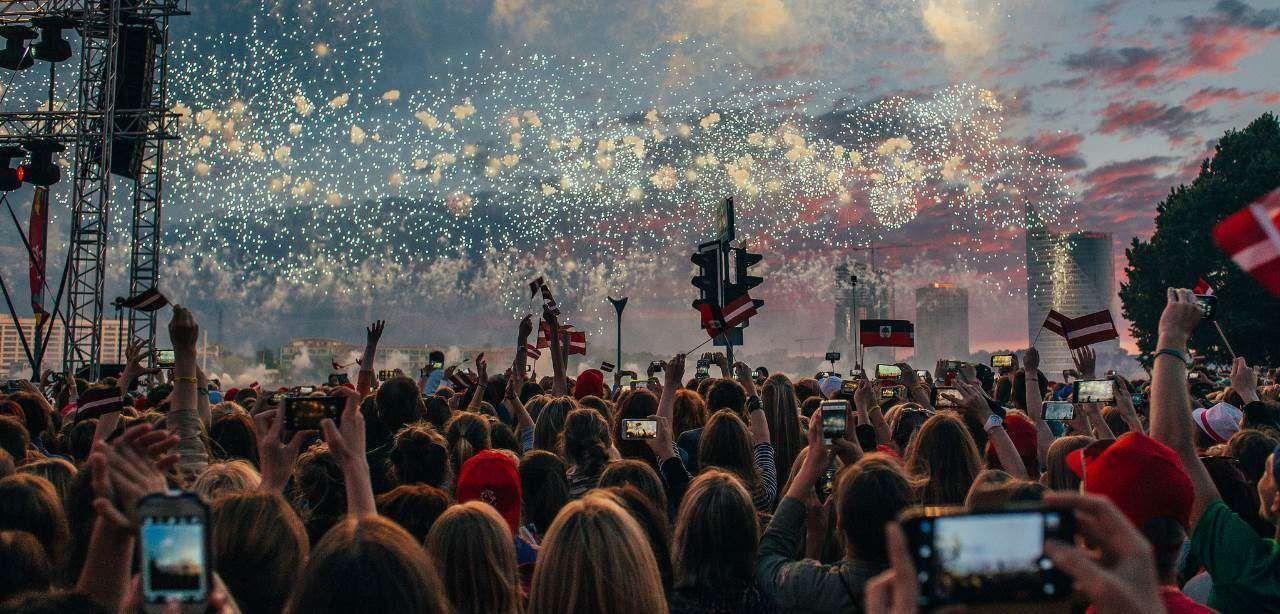 Lễ hội thành phố Riga
