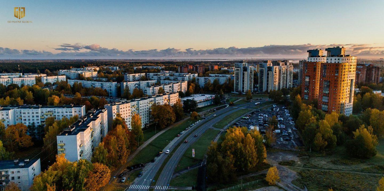 Bất động sản căn hộ chung cư Latvia