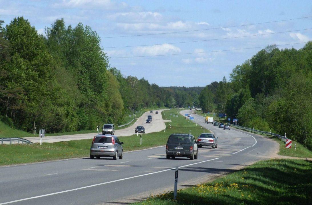 Quy tắc tham gia giao thông tại Latvia