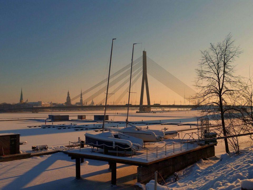 Khí hậu đất nước Latvia có khắc nghiệt như người Việt nghĩ - GIG