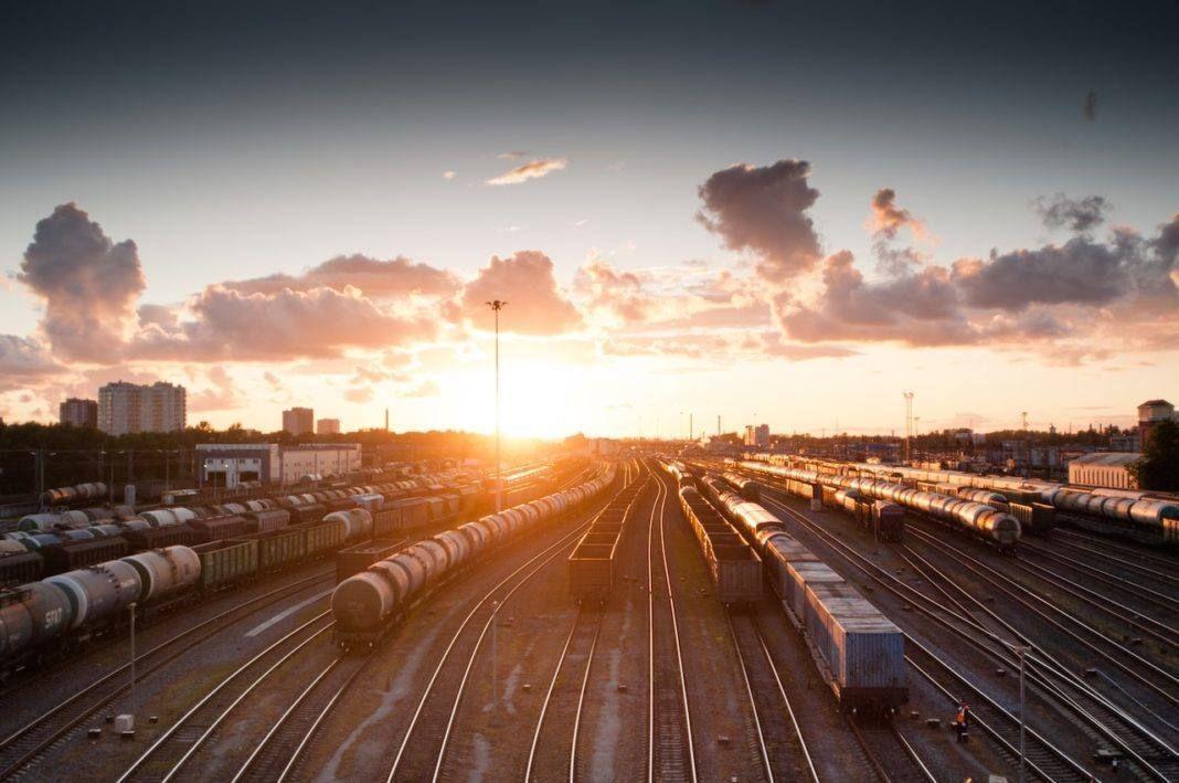 Tham gia giao thông đường sắt tại Latvia - GIG