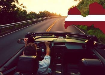 Sau tất cả, Quý vị sẽ được cấp bằng lái xe ở Latvia