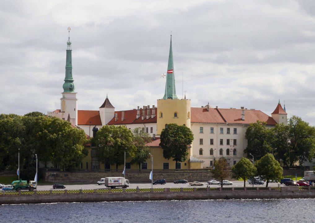 Lâu đài Riga