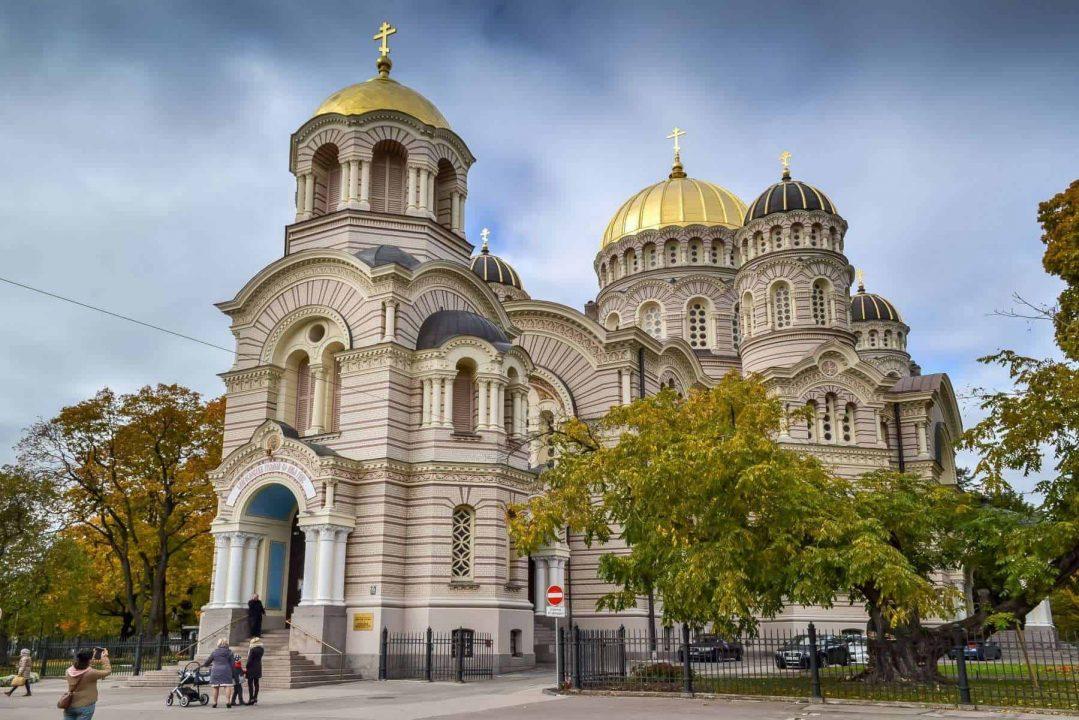 Nhà thờ Christ's Nativity - điểm du lịch Latvia không thể bỏ qua