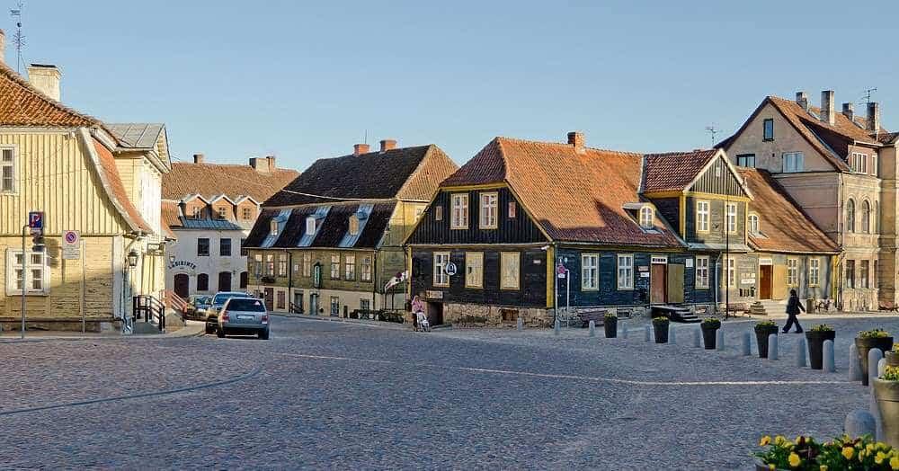 Du lịch Latvia tại Kuldiga