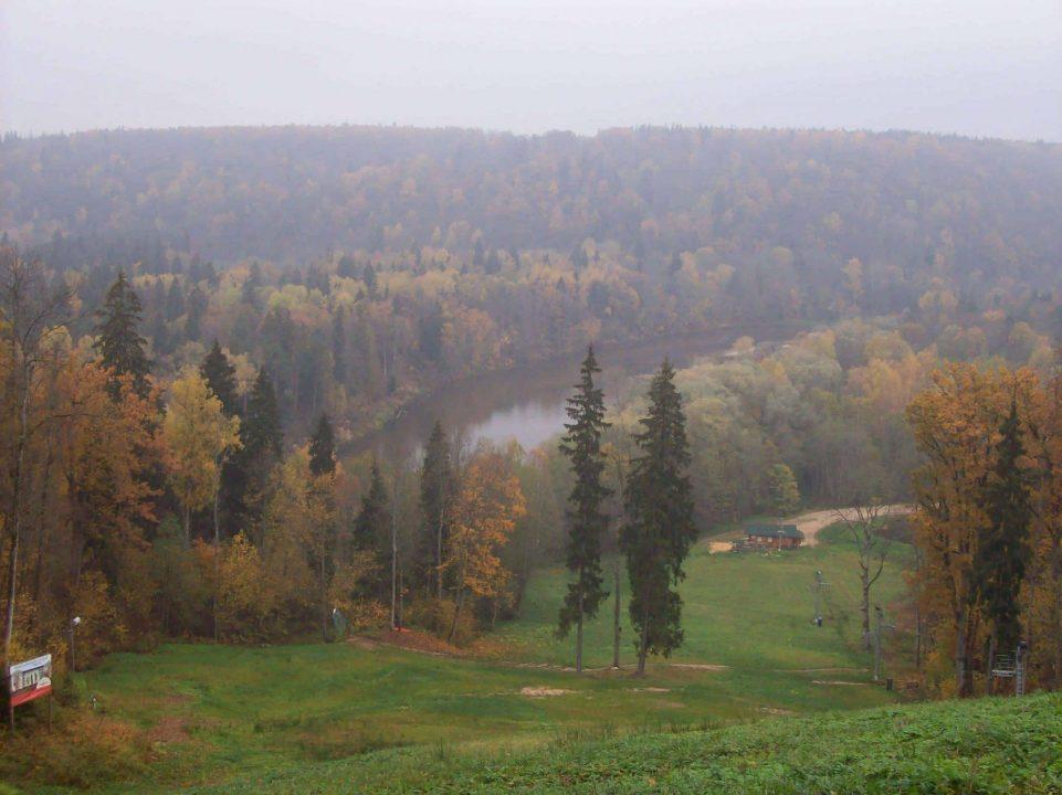 Vườn quốc gia Gauja - Latvia