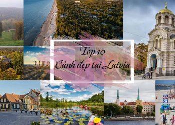 Top 10 điểm du lịch tại Latvia - GIG