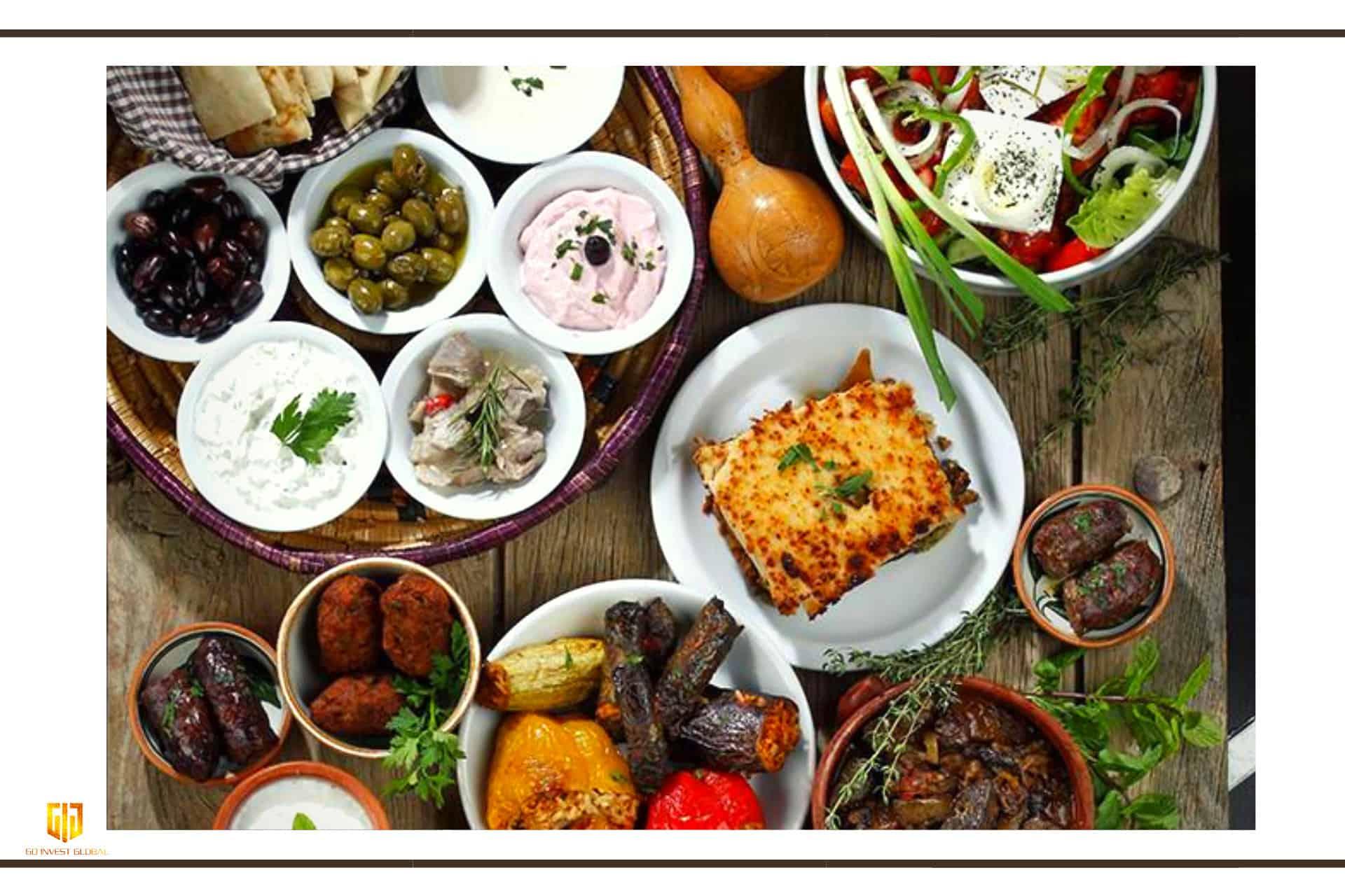 Ẩm thực đảo Síp - Cyprus: Những món ăn và thức uống phổ biến - Công ty tư vấn đầu tư Định cư quốc tế GIG - Chuyên gia về định cư châu Âu, định cư đảo Síp Cyprus