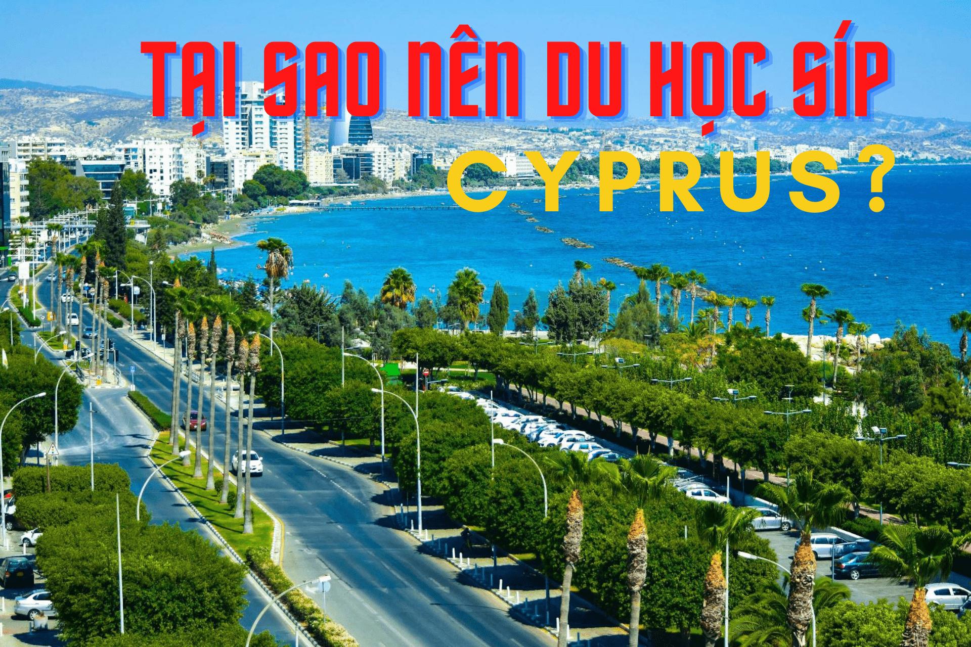 Tại sao nên du học Síp - Cyprus_