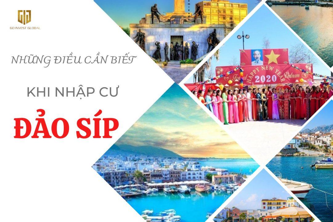 Những điều cần biết khi nhập cư đảo Síp - Cyprus - Công ty tư vấn đầu tư Định cư quốc tế GIG - Chuyên gia về định cư châu Âu, định cư đảo Síp Cyprus
