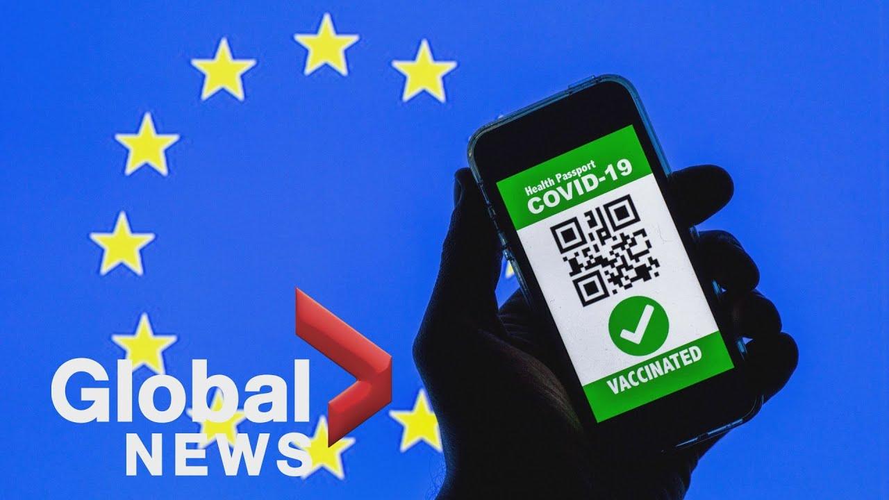 Ngày 20/5, EU - Liên minh châu đã đạt được thỏa thuận về hộ chiếu vaccine, chính thức áp dụng vào ngày 1/7/2021